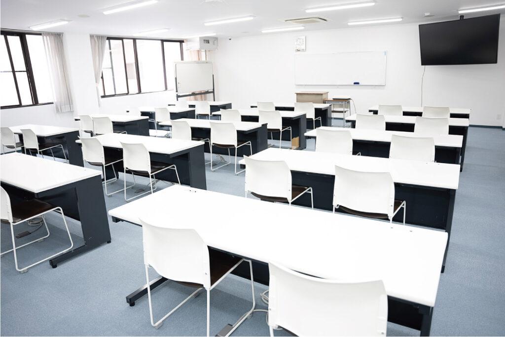 通常教室・A棟2階