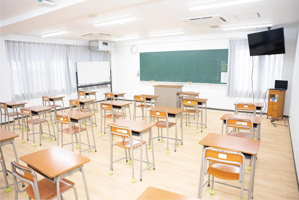 通常教室・A等1階